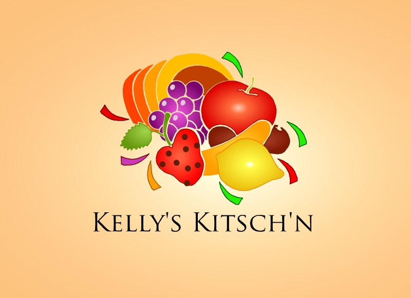 Logo Design by Tenstar Design - Entry No. 58 in the Logo Design Contest Unique Logo Design Wanted for Kelly's Kitsch'n.