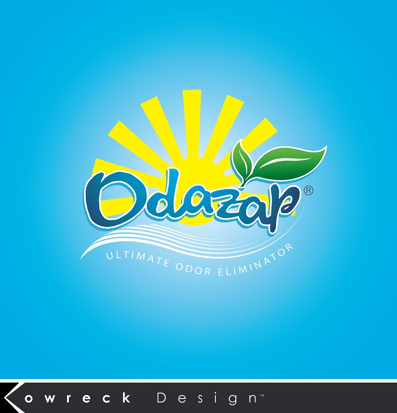 Logo Design by kowreck - Entry No. 11 in the Logo Design Contest New Logo Design for ODAZAP.