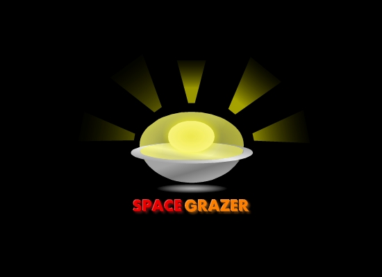 Logo Design by Ismail Adhi Wibowo - Entry No. 40 in the Logo Design Contest Fun Logo Design for Spacegrazer.