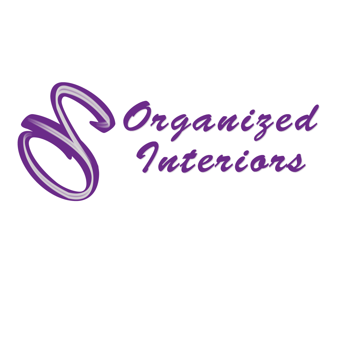 Logo Design by Private User - Entry No. 72 in the Logo Design Contest Imaginative Logo Design for Organized Interiors.