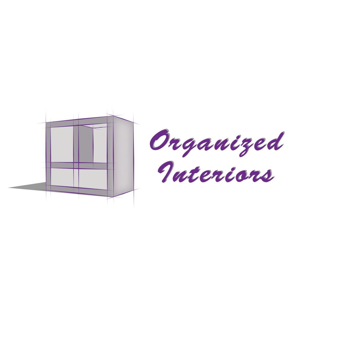 Logo Design by Private User - Entry No. 73 in the Logo Design Contest Imaginative Logo Design for Organized Interiors.