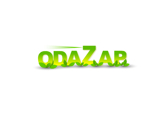 Logo Design by Ismail Adhi Wibowo - Entry No. 12 in the Logo Design Contest New Logo Design for ODAZAP.
