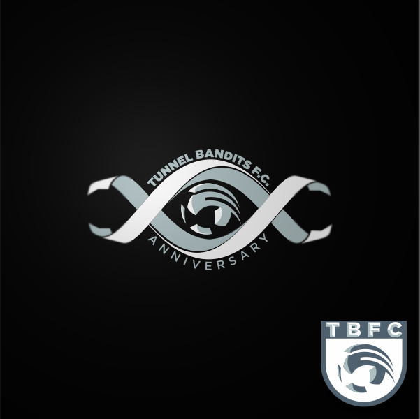 Logo Design by Private User - Entry No. 13 in the Logo Design Contest Tunnel Bandits Football Club (TBFC) Logo Design.