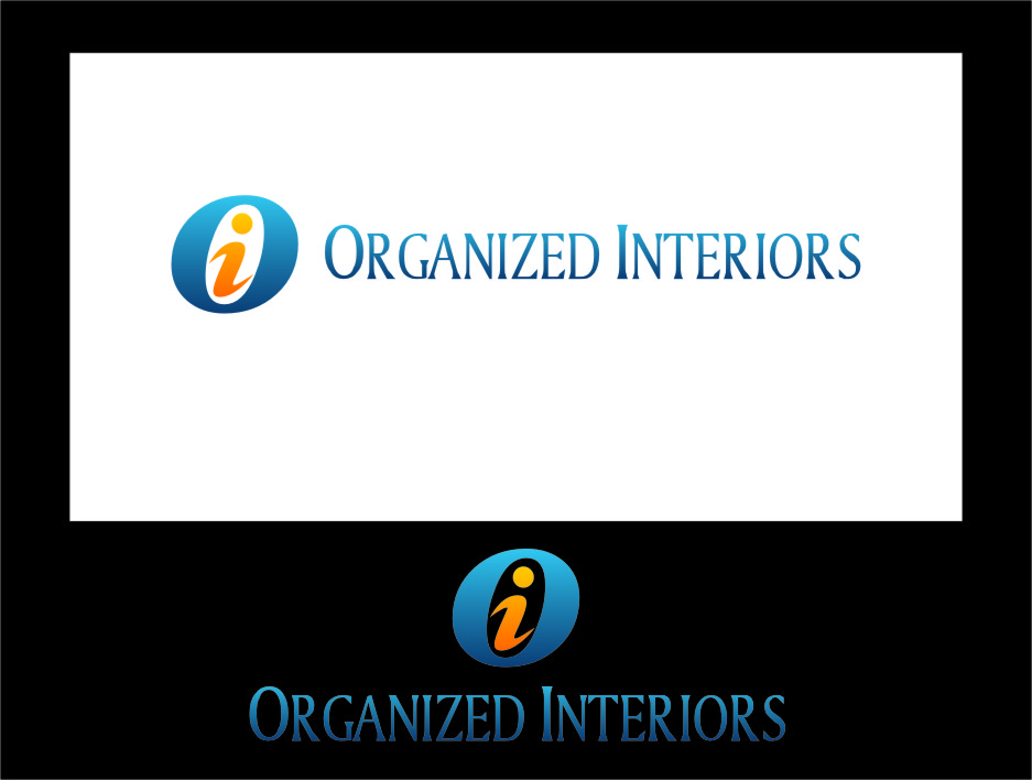 Logo Design by RasYa Muhammad Athaya - Entry No. 76 in the Logo Design Contest Imaginative Logo Design for Organized Interiors.