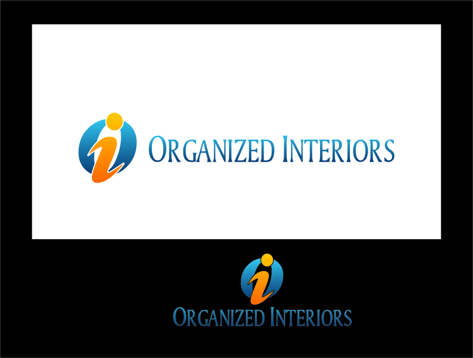 Logo Design by RasYa Muhammad Athaya - Entry No. 77 in the Logo Design Contest Imaginative Logo Design for Organized Interiors.