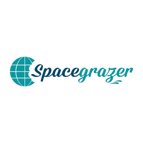 Logo Design by Rudy - Entry No. 41 in the Logo Design Contest Fun Logo Design for Spacegrazer.