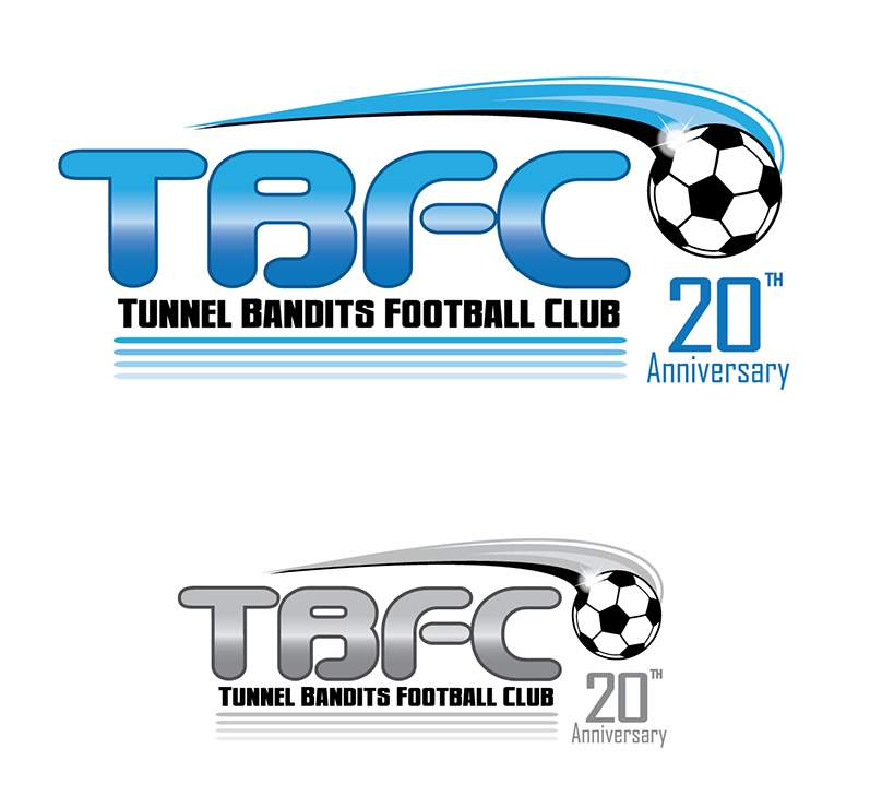 Logo Design by robken0174 - Entry No. 15 in the Logo Design Contest Tunnel Bandits Football Club (TBFC) Logo Design.
