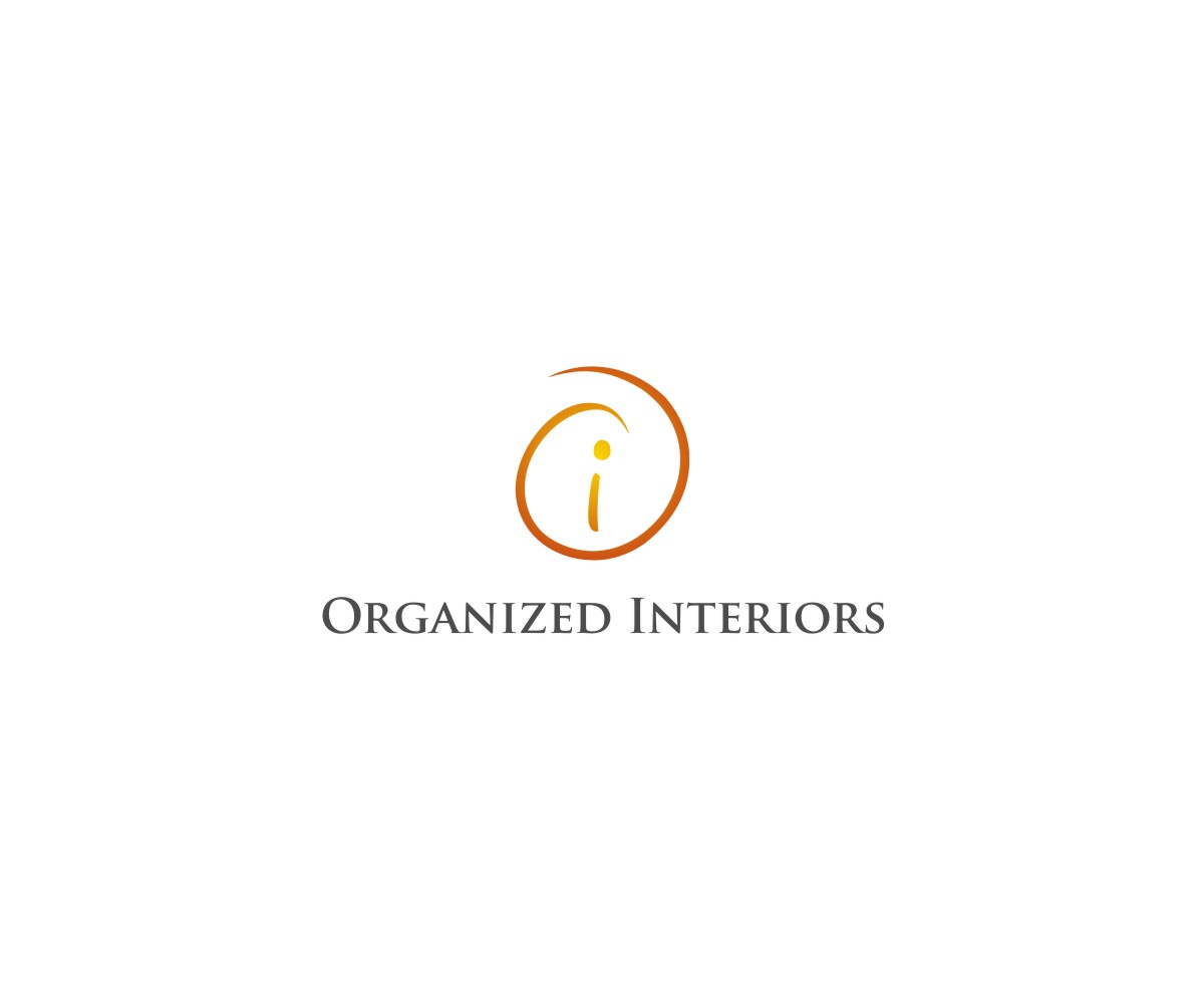 Logo Design by untung - Entry No. 85 in the Logo Design Contest Imaginative Logo Design for Organized Interiors.