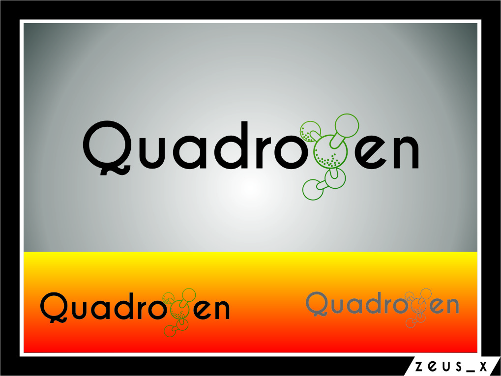 Logo Design by Ngepet_art - Entry No. 165 in the Logo Design Contest New Logo Design for Quadrogen Power Systems, Inc.