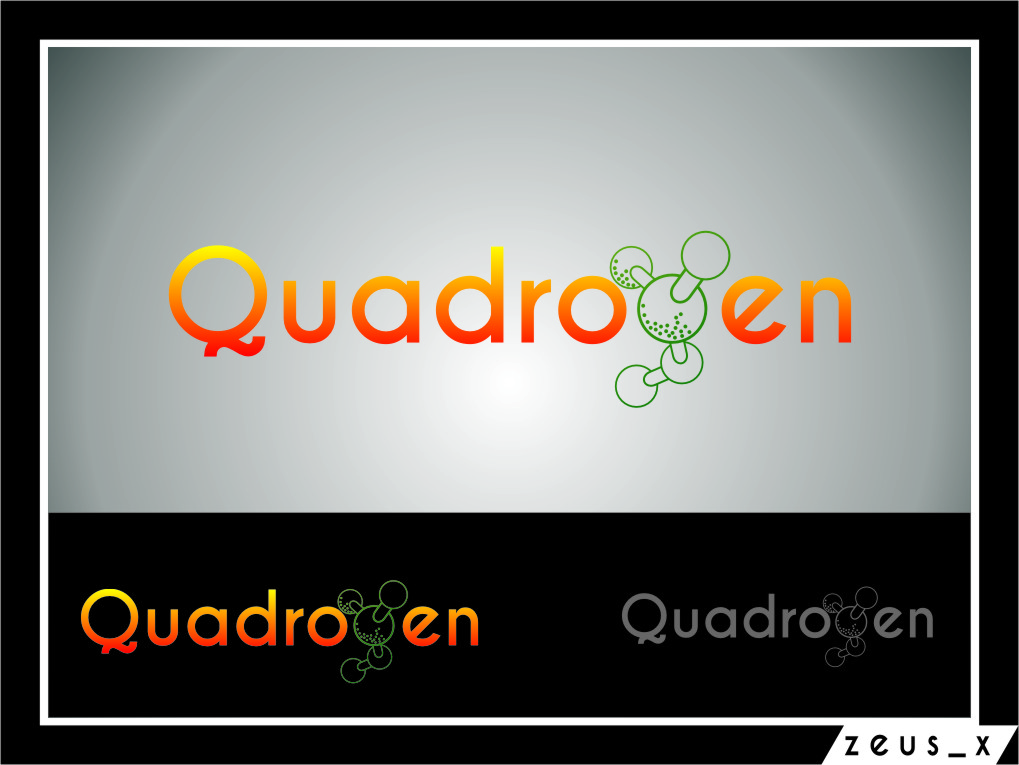 Logo Design by RasYa Muhammad Athaya - Entry No. 166 in the Logo Design Contest New Logo Design for Quadrogen Power Systems, Inc.