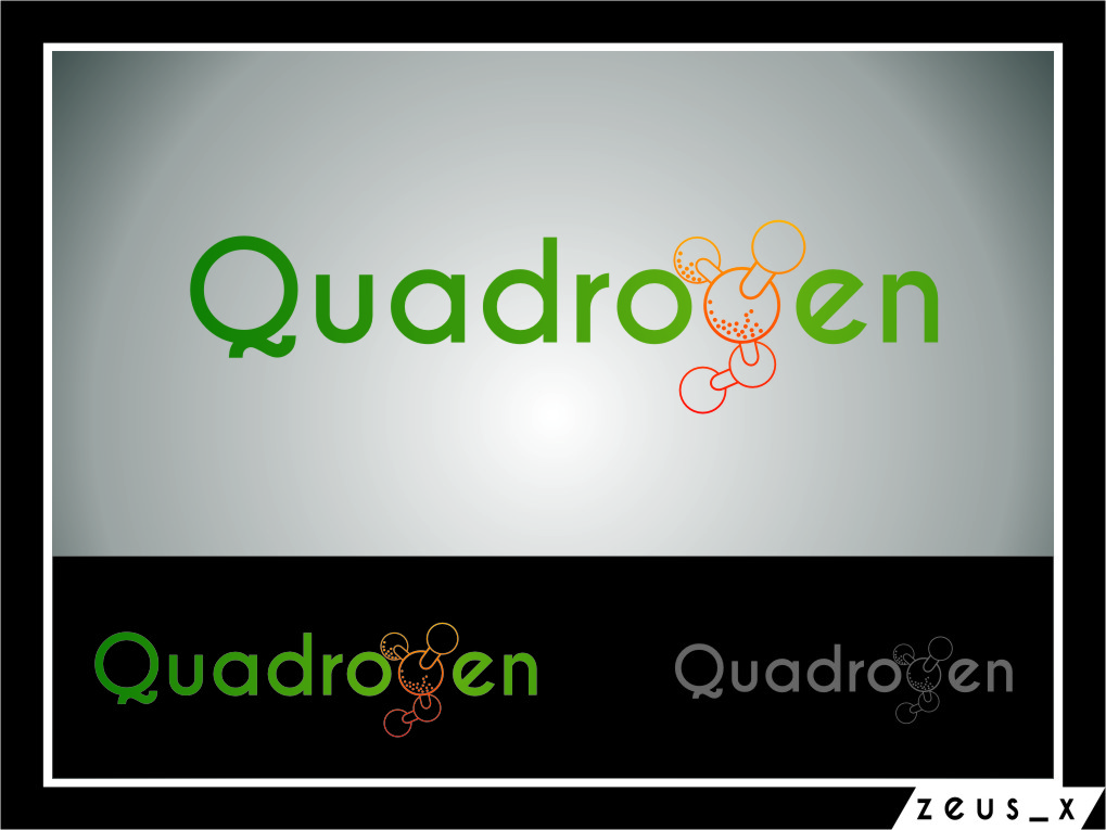 Logo Design by RoSyid Rono-Rene On Java - Entry No. 167 in the Logo Design Contest New Logo Design for Quadrogen Power Systems, Inc.