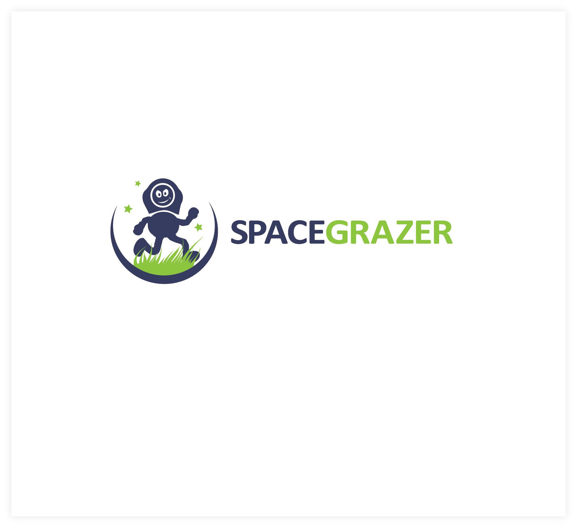 Logo Design by Agnes Bak - Entry No. 45 in the Logo Design Contest Fun Logo Design for Spacegrazer.