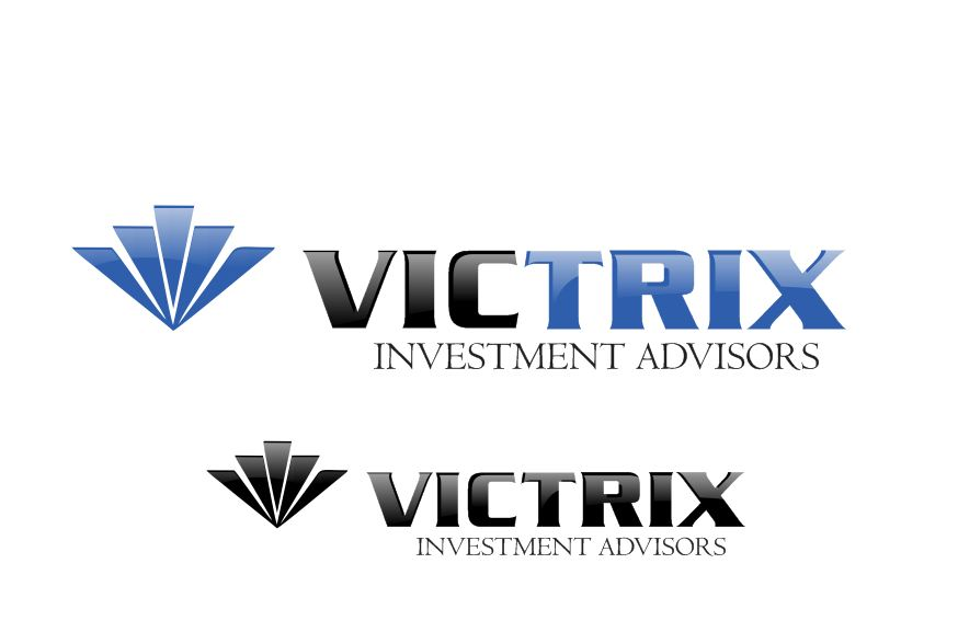 Logo Design by Tenstar Design - Entry No. 68 in the Logo Design Contest Inspiring Logo Design for Victrix Investment Advisors.