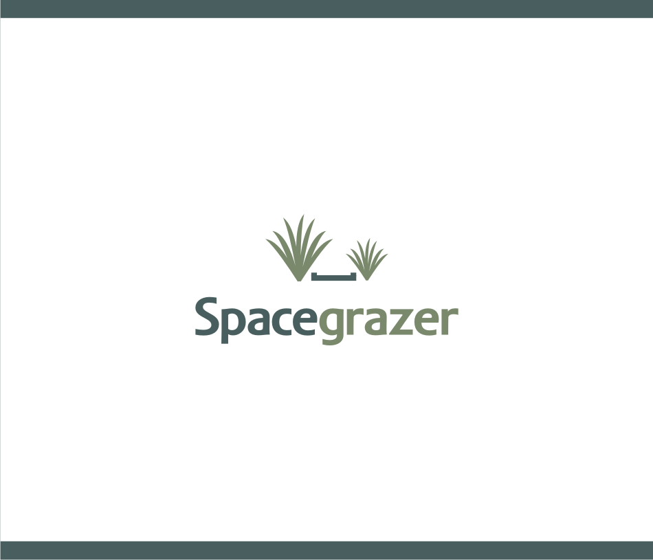 Logo Design by graphicleaf - Entry No. 54 in the Logo Design Contest Fun Logo Design for Spacegrazer.