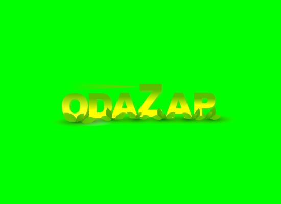Logo Design by Ismail Adhi Wibowo - Entry No. 15 in the Logo Design Contest New Logo Design for ODAZAP.