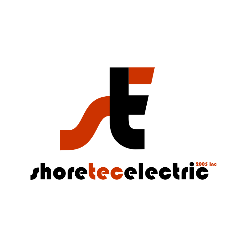 Logo Design by Rudy - Entry No. 210 in the Logo Design Contest Shore Tec Electric 2005 Inc.