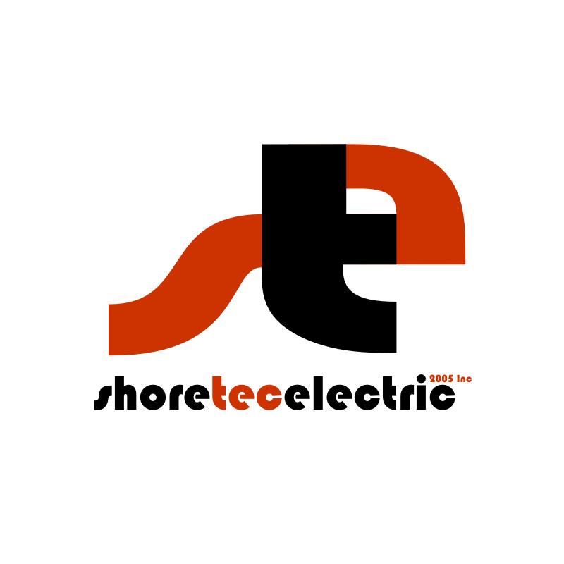 Logo Design by Rudy - Entry No. 211 in the Logo Design Contest Shore Tec Electric 2005 Inc.