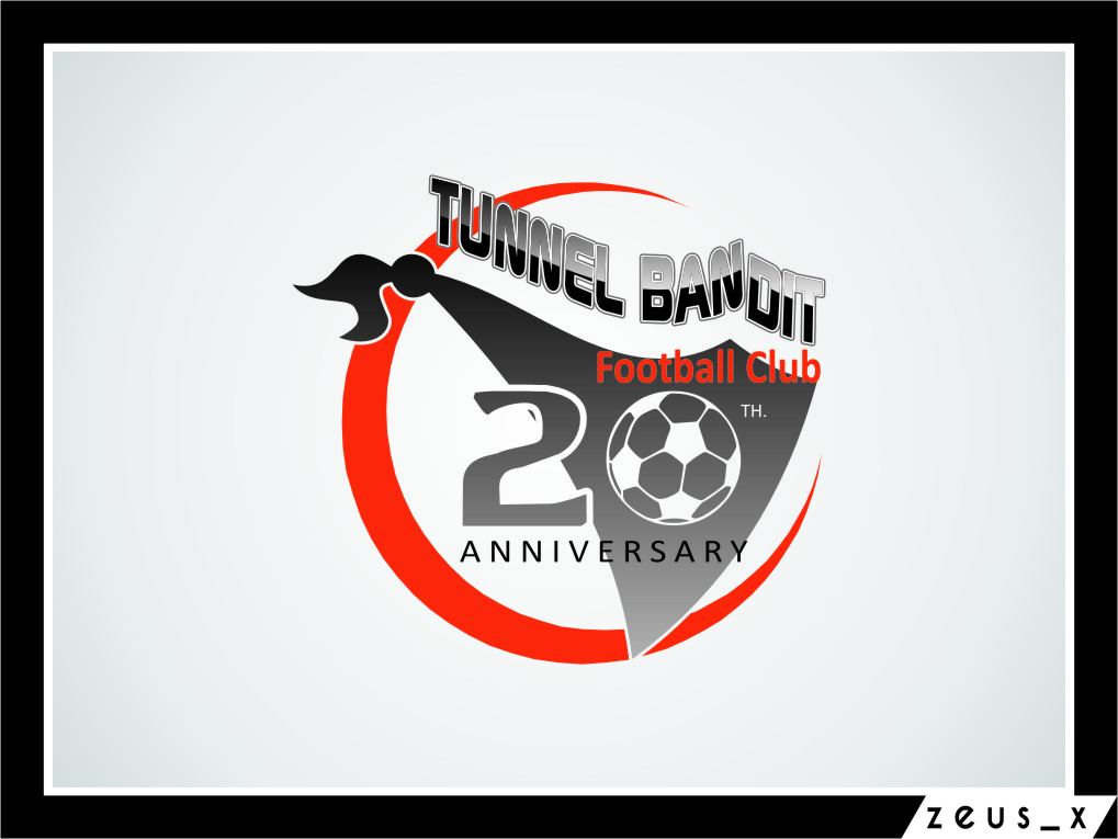 Logo Design by RasYa Muhammad Athaya - Entry No. 25 in the Logo Design Contest Tunnel Bandits Football Club (TBFC) Logo Design.