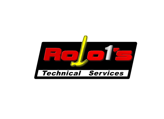Logo Design by Ismail Adhi Wibowo - Entry No. 2 in the Logo Design Contest Inspiring Logo Design for Rolo1's Technical Services.