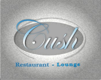 Logo Design by TCzz - Entry No. 169 in the Logo Design Contest Cush Restaurant & Lounge Ltd..