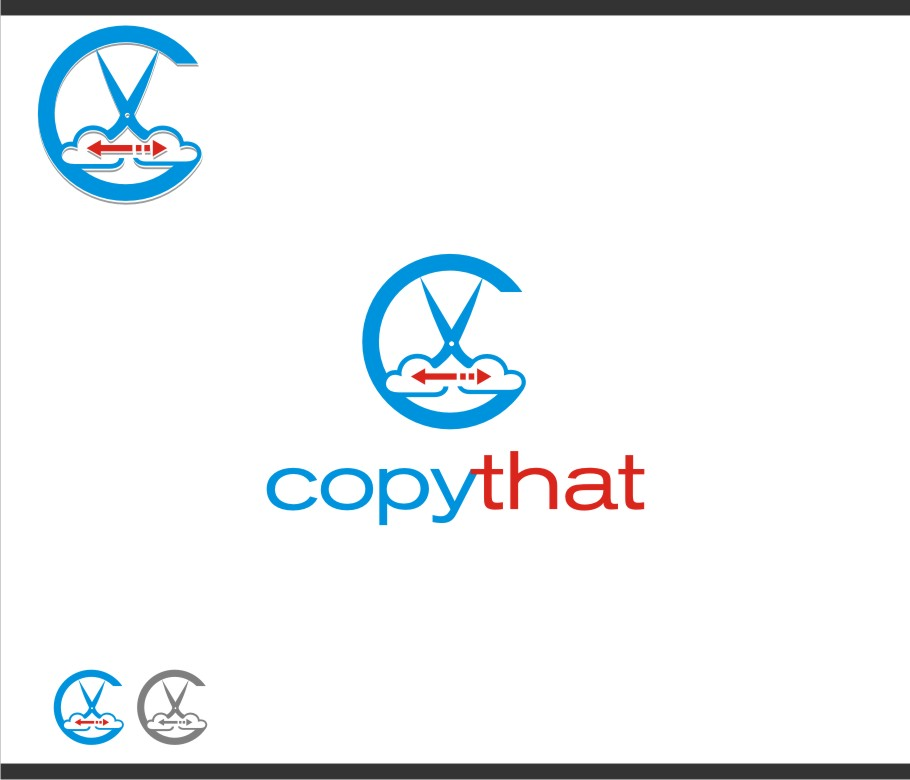 Logo Design by graphicleaf - Entry No. 16 in the Logo Design Contest Inspiring Logo Design for CopyThat.