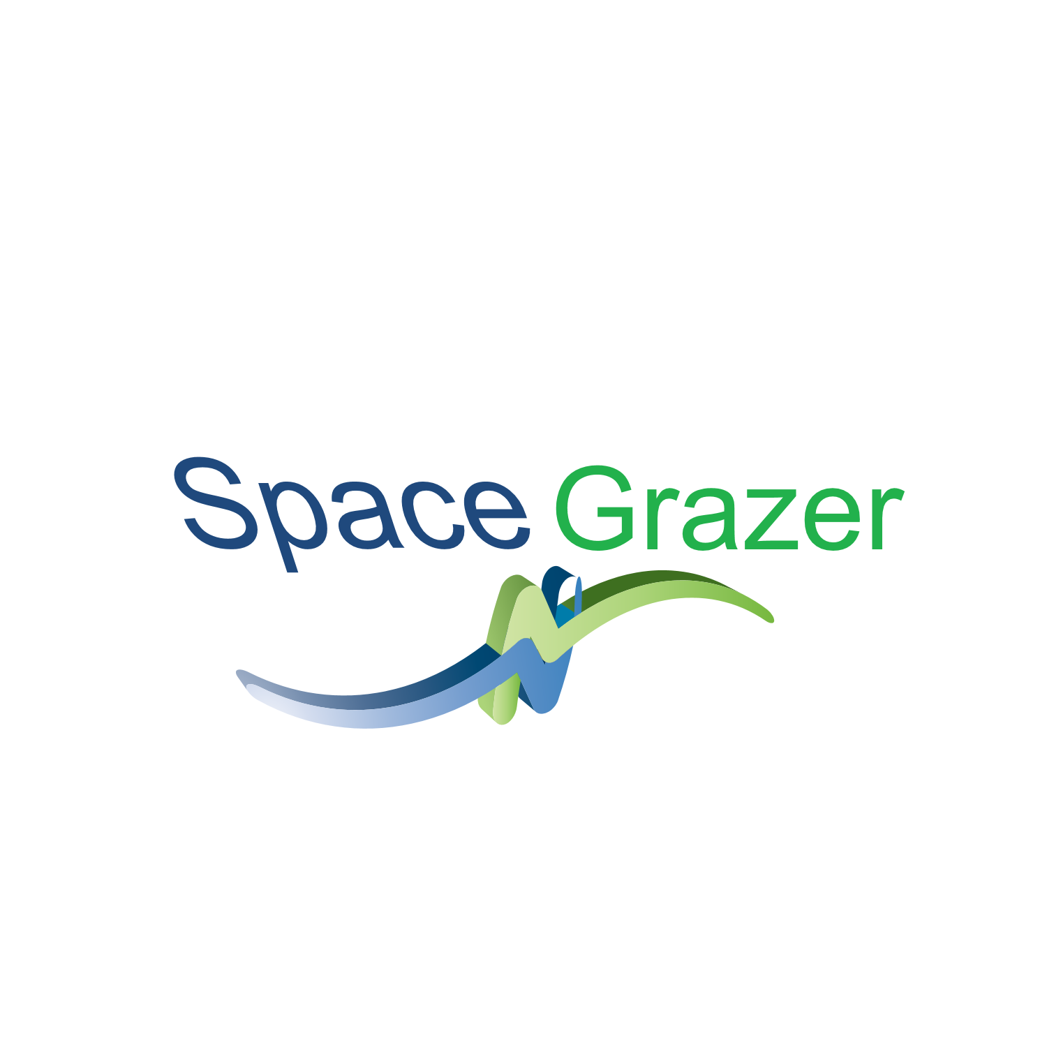 Logo Design by Melanie Fitzpatrick - Entry No. 70 in the Logo Design Contest Fun Logo Design for Spacegrazer.