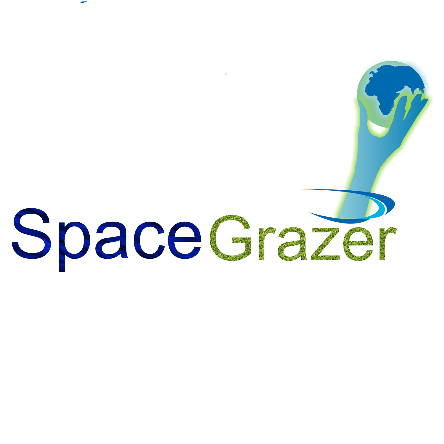 Logo Design by Melanie Fitzpatrick - Entry No. 72 in the Logo Design Contest Fun Logo Design for Spacegrazer.