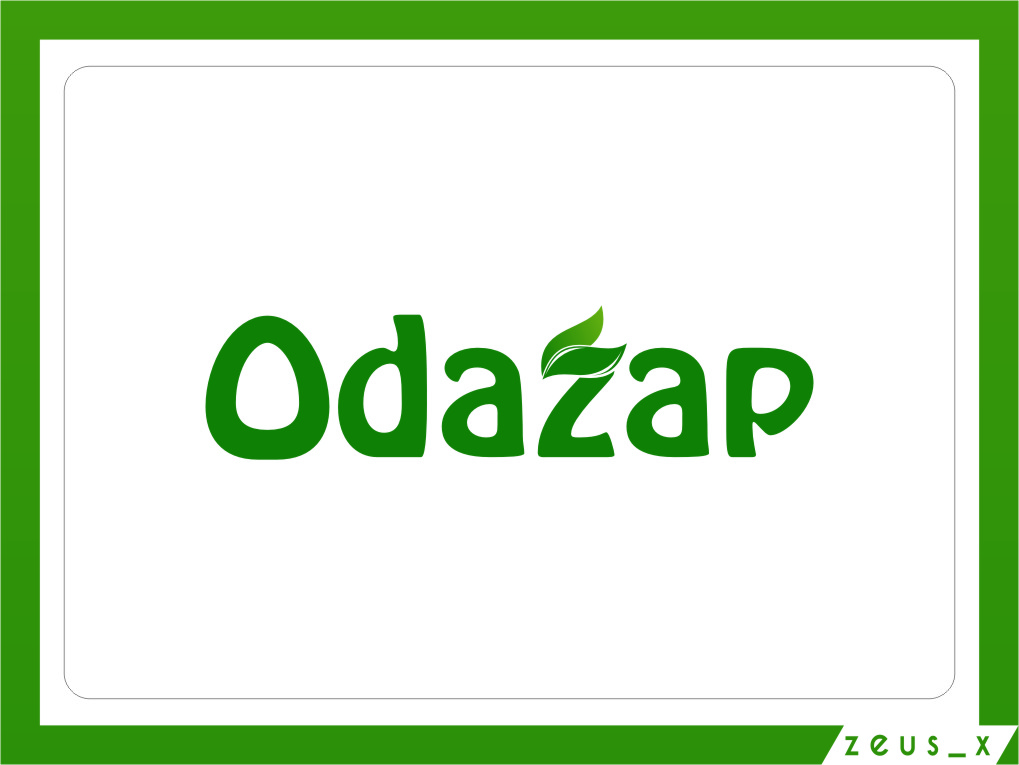 Logo Design by RasYa Muhammad Athaya - Entry No. 24 in the Logo Design Contest New Logo Design for ODAZAP.