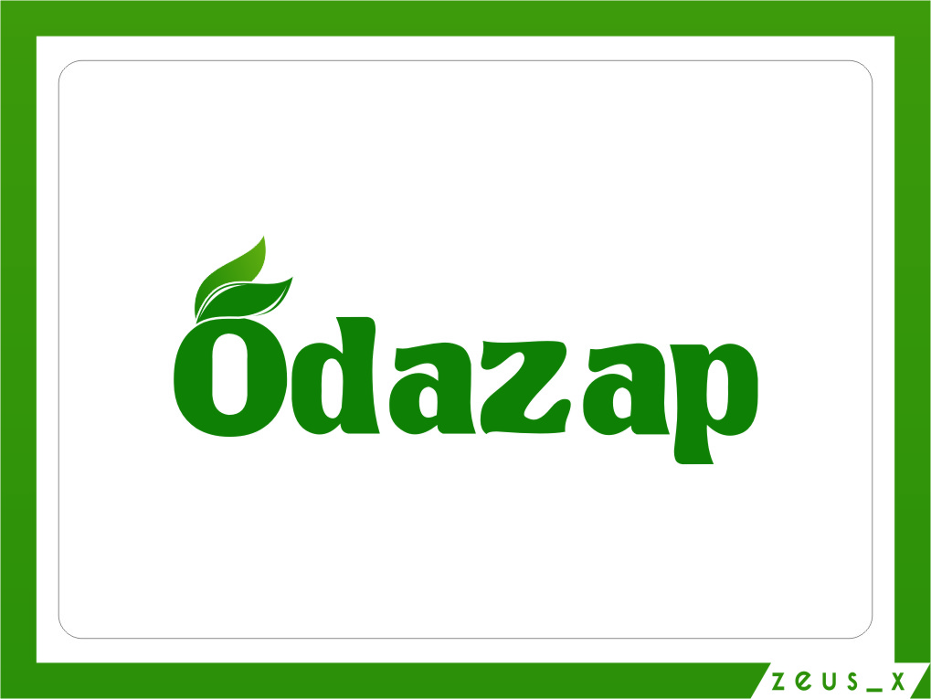 Logo Design by RasYa Muhammad Athaya - Entry No. 25 in the Logo Design Contest New Logo Design for ODAZAP.