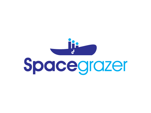 Logo Design by Private User - Entry No. 78 in the Logo Design Contest Fun Logo Design for Spacegrazer.