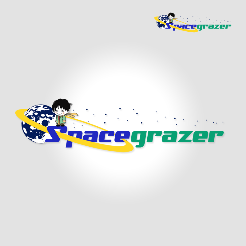 Logo Design by Private User - Entry No. 79 in the Logo Design Contest Fun Logo Design for Spacegrazer.