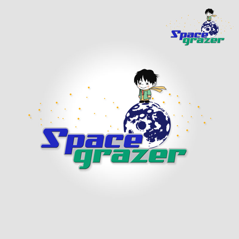 Logo Design by Private User - Entry No. 80 in the Logo Design Contest Fun Logo Design for Spacegrazer.
