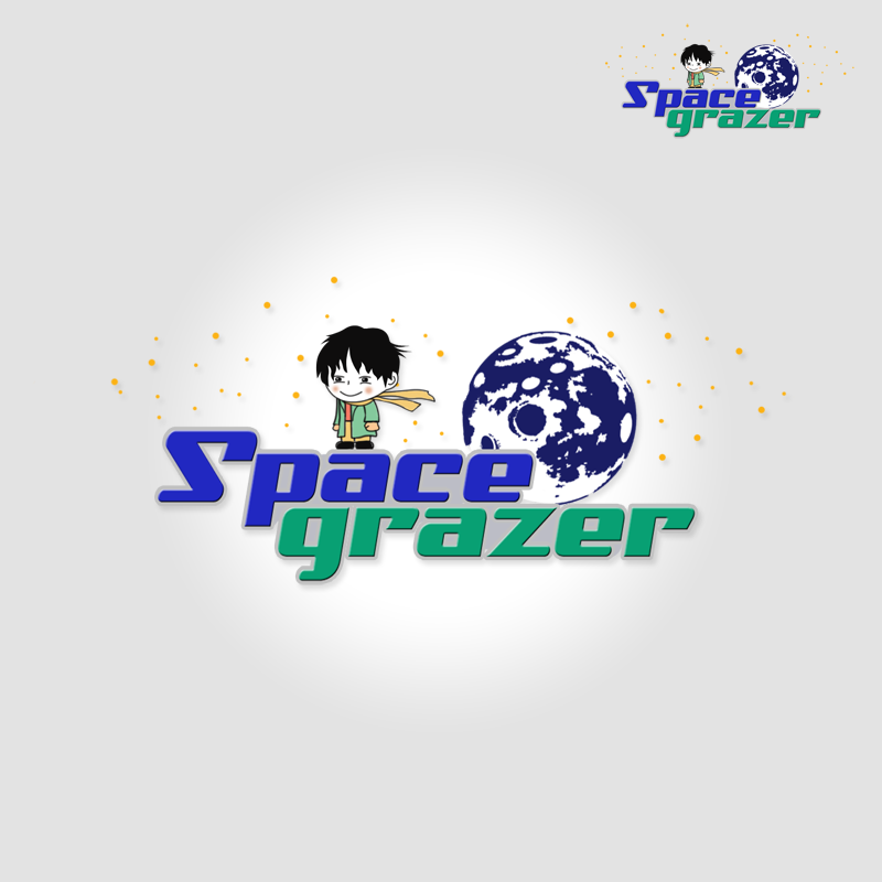 Logo Design by Private User - Entry No. 81 in the Logo Design Contest Fun Logo Design for Spacegrazer.