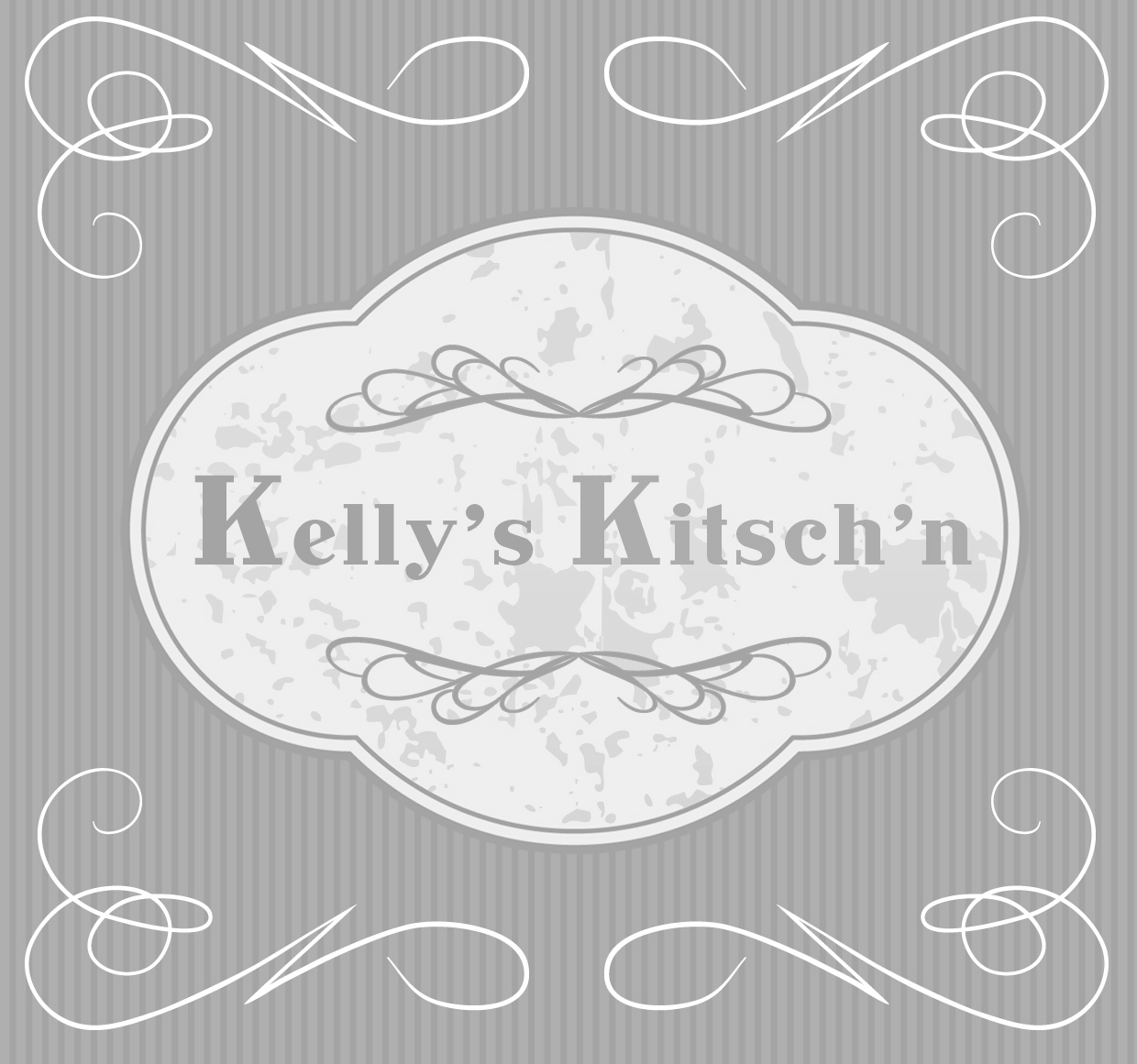 Logo Design by Private User - Entry No. 83 in the Logo Design Contest Unique Logo Design Wanted for Kelly's Kitsch'n.
