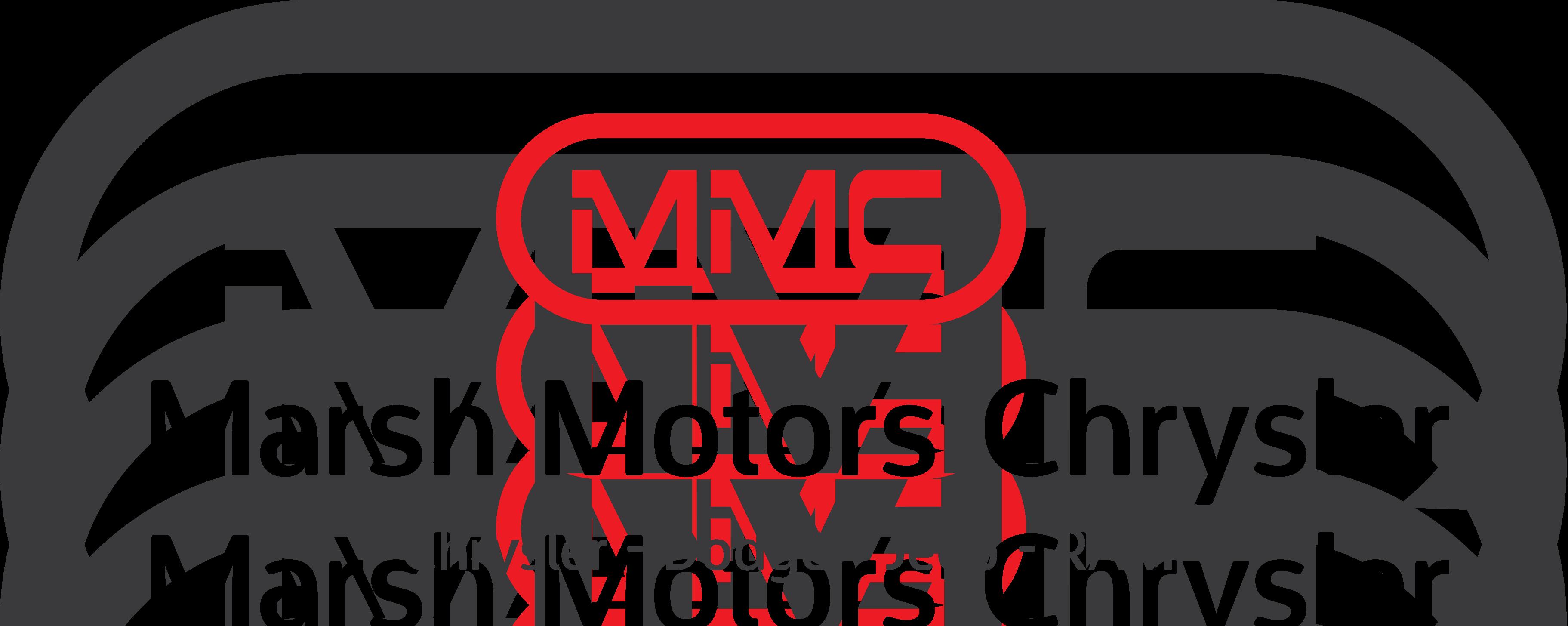 Logo Design by 354studio - Entry No. 43 in the Logo Design Contest Marsh Motors Chrysler Logo Design.