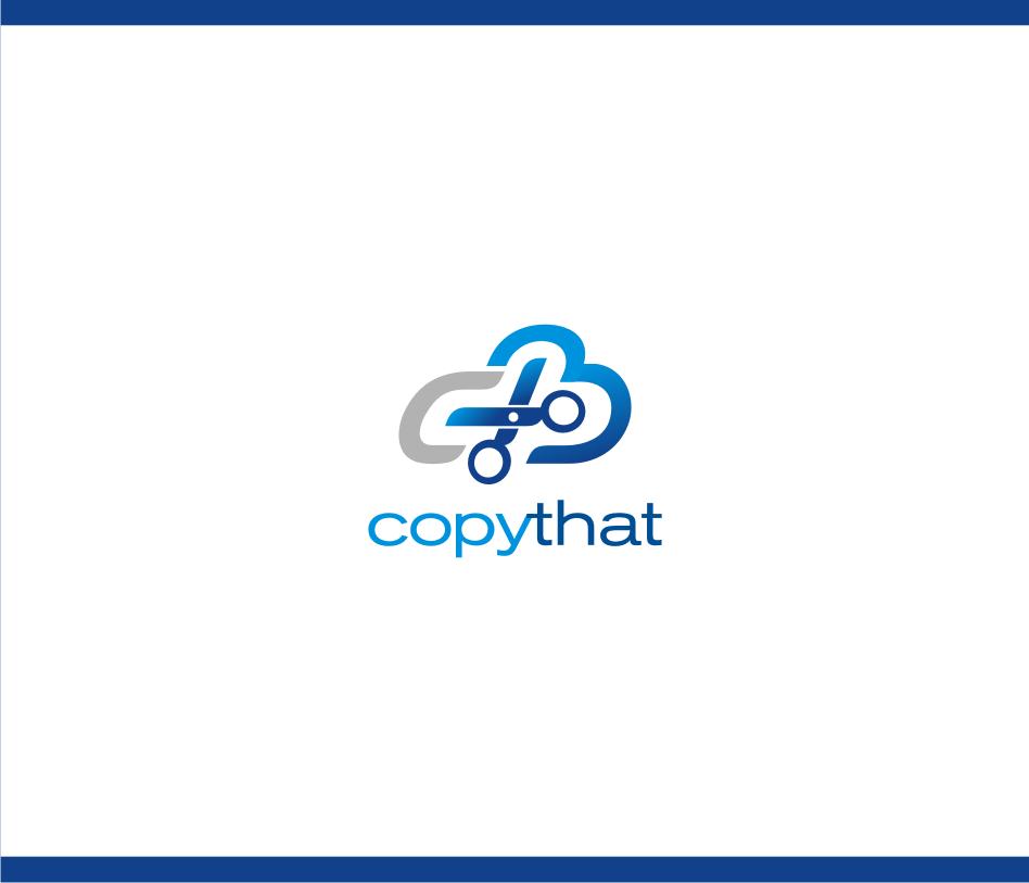 Logo Design by Muhammad Nasrul chasib - Entry No. 25 in the Logo Design Contest Inspiring Logo Design for CopyThat.