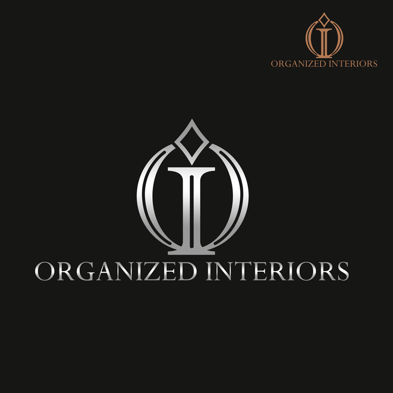 Logo Design by Private User - Entry No. 105 in the Logo Design Contest Imaginative Logo Design for Organized Interiors.