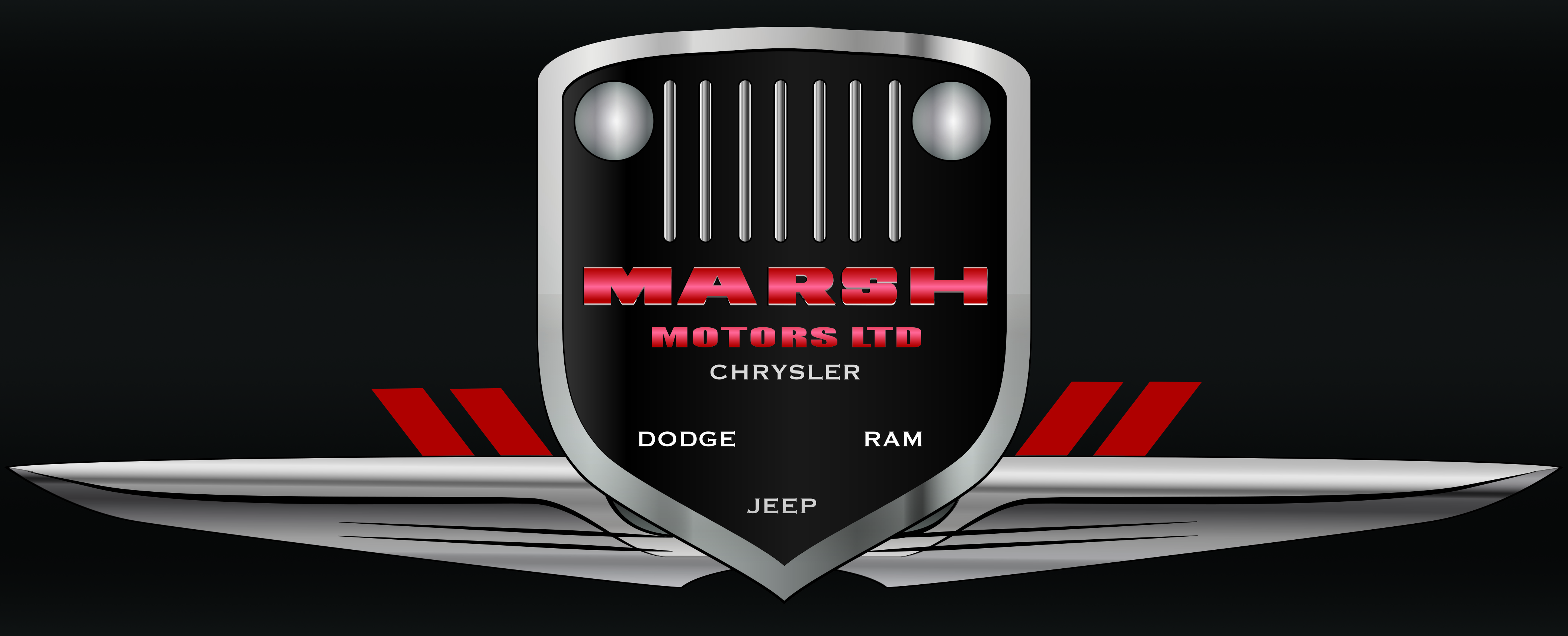 Logo Design by blazineagle - Entry No. 58 in the Logo Design Contest Marsh Motors Chrysler Logo Design.
