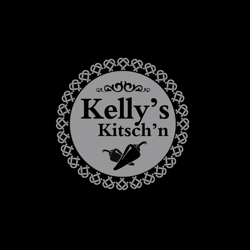 Logo Design by Private User - Entry No. 84 in the Logo Design Contest Unique Logo Design Wanted for Kelly's Kitsch'n.