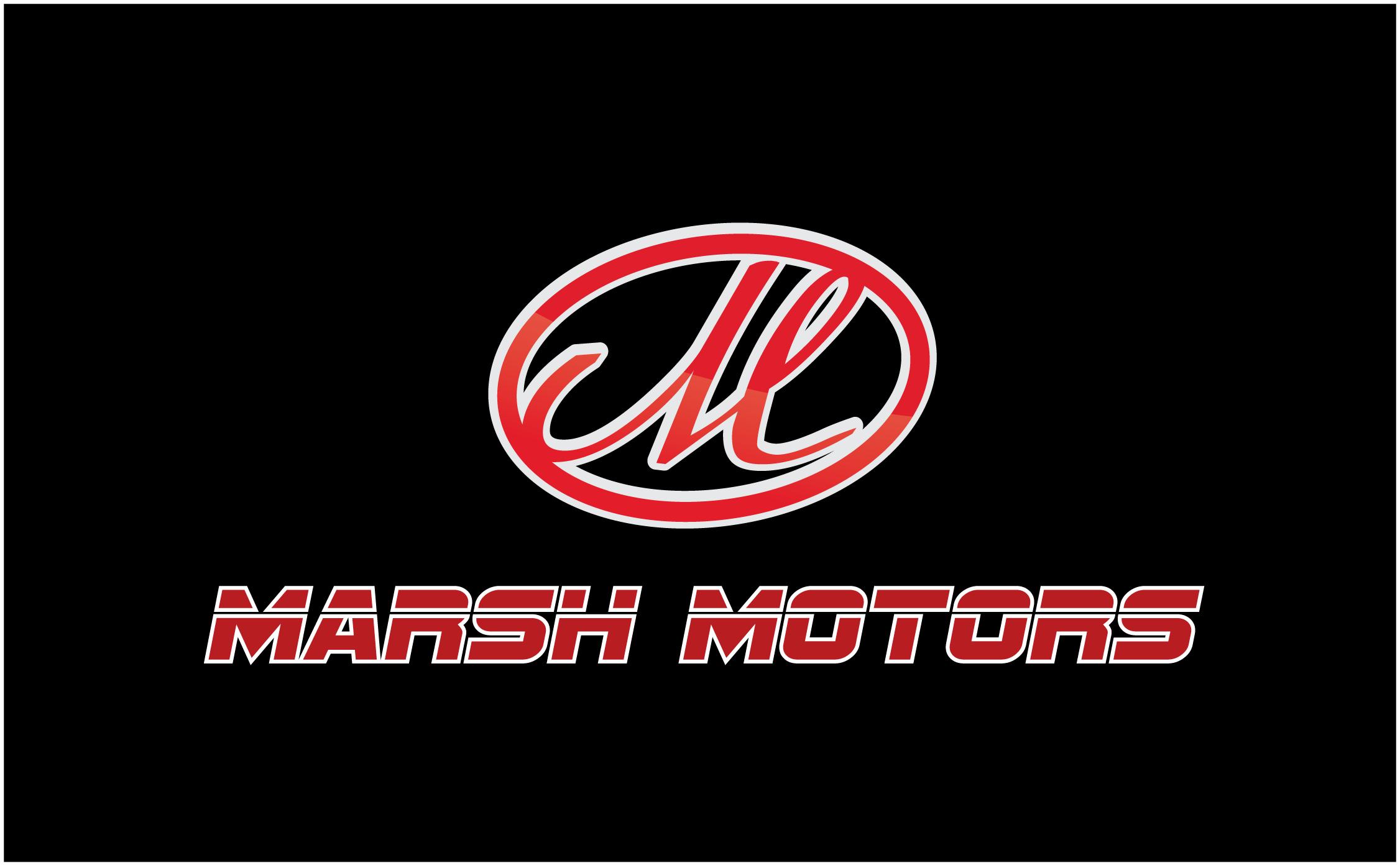 Logo Design by 354studio - Entry No. 59 in the Logo Design Contest Marsh Motors Chrysler Logo Design.