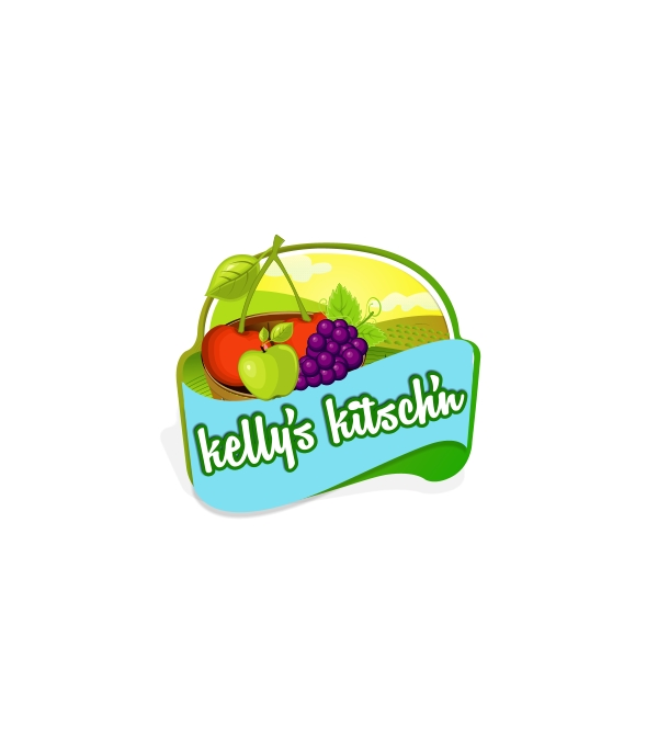 Logo Design by Private User - Entry No. 87 in the Logo Design Contest Unique Logo Design Wanted for Kelly's Kitsch'n.