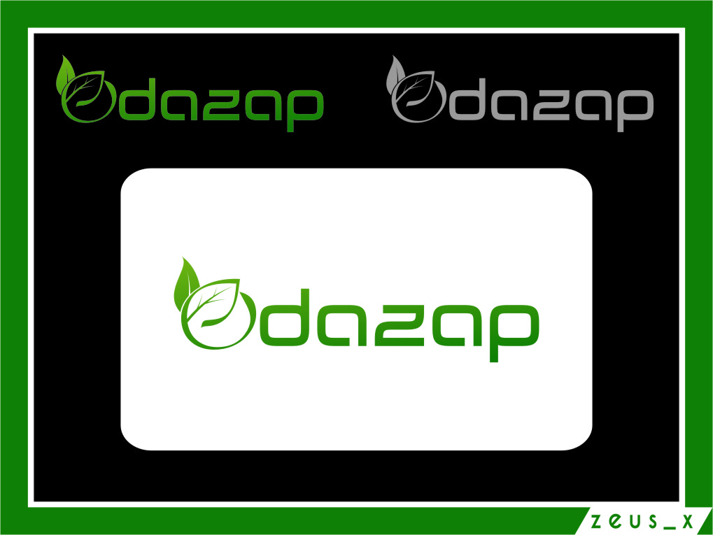 Logo Design by RasYa Muhammad Athaya - Entry No. 41 in the Logo Design Contest New Logo Design for ODAZAP.