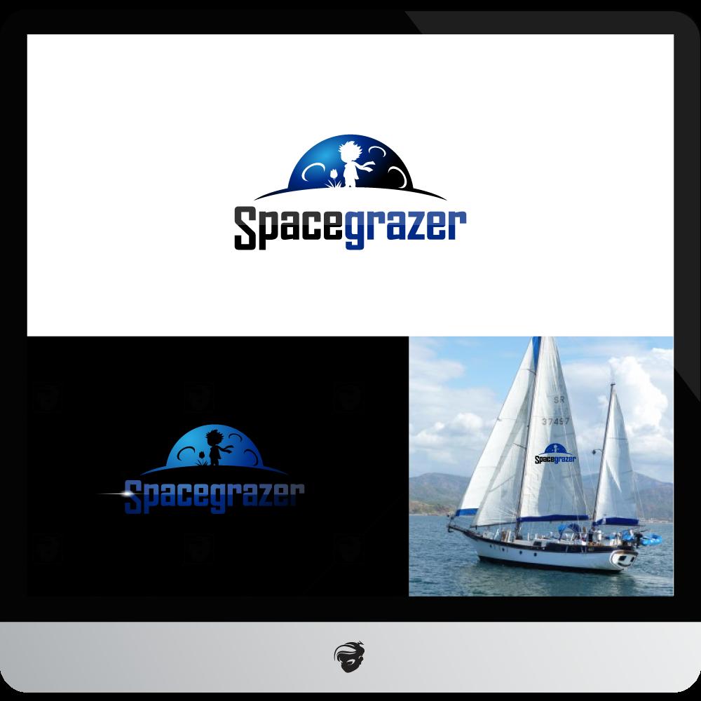 Logo Design by zesthar - Entry No. 96 in the Logo Design Contest Fun Logo Design for Spacegrazer.