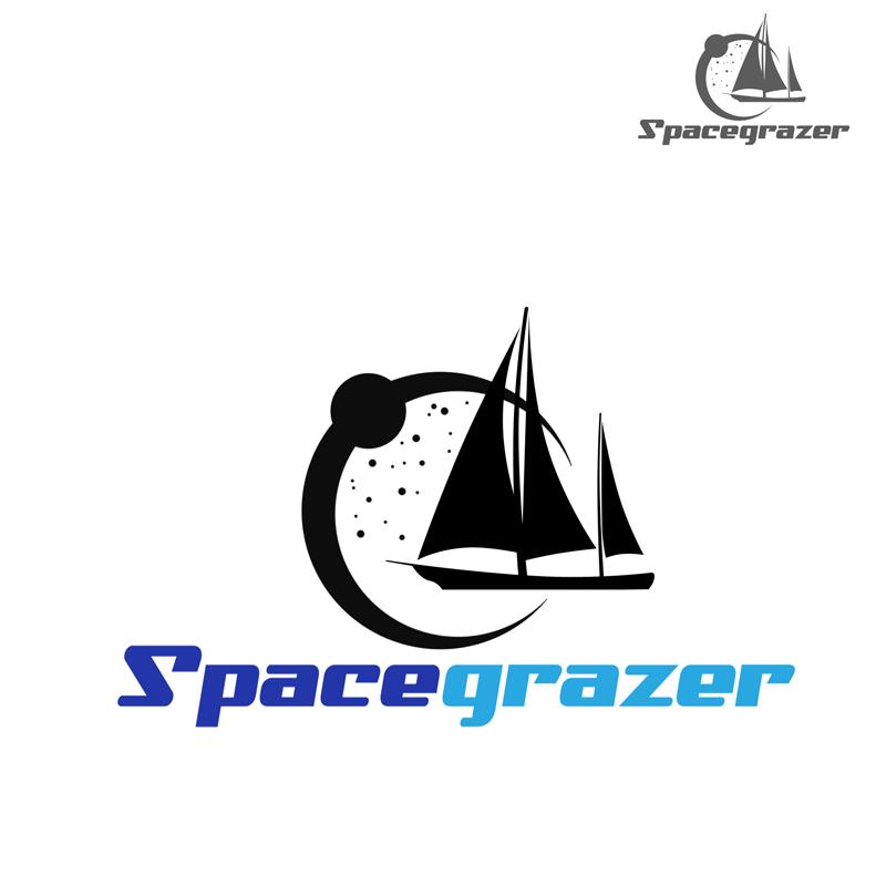 Logo Design by Private User - Entry No. 100 in the Logo Design Contest Fun Logo Design for Spacegrazer.