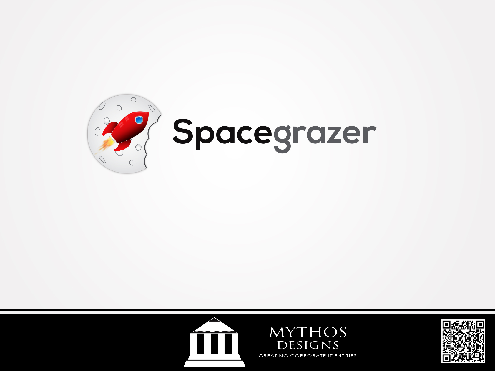 Logo Design by Mythos Designs - Entry No. 111 in the Logo Design Contest Fun Logo Design for Spacegrazer.