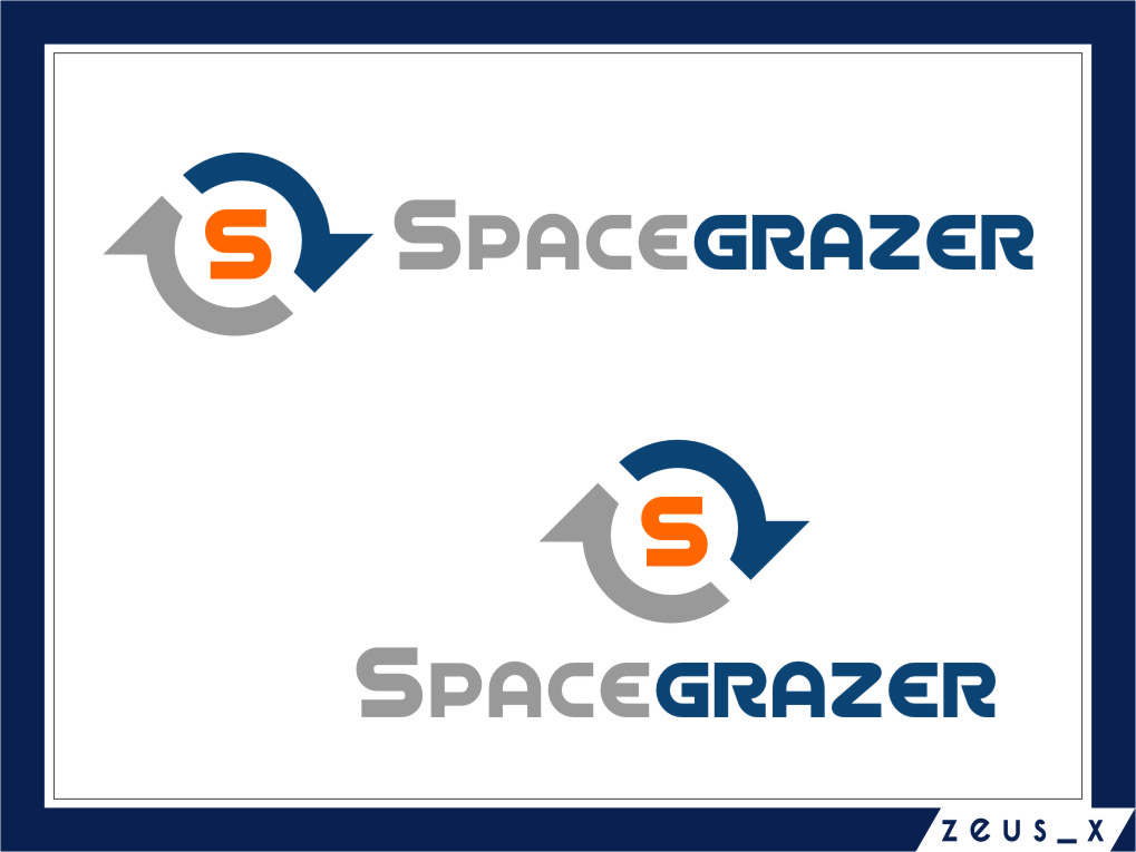 Logo Design by Ngepet_art - Entry No. 115 in the Logo Design Contest Fun Logo Design for Spacegrazer.