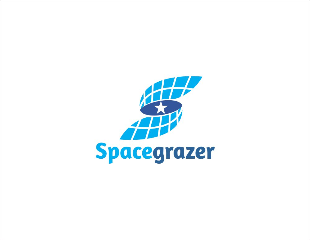 Logo Design by Private User - Entry No. 127 in the Logo Design Contest Fun Logo Design for Spacegrazer.