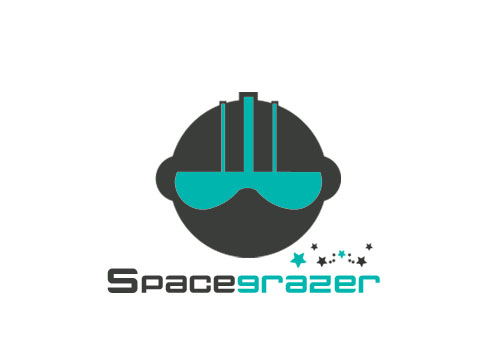 Logo Design by Private User - Entry No. 131 in the Logo Design Contest Fun Logo Design for Spacegrazer.