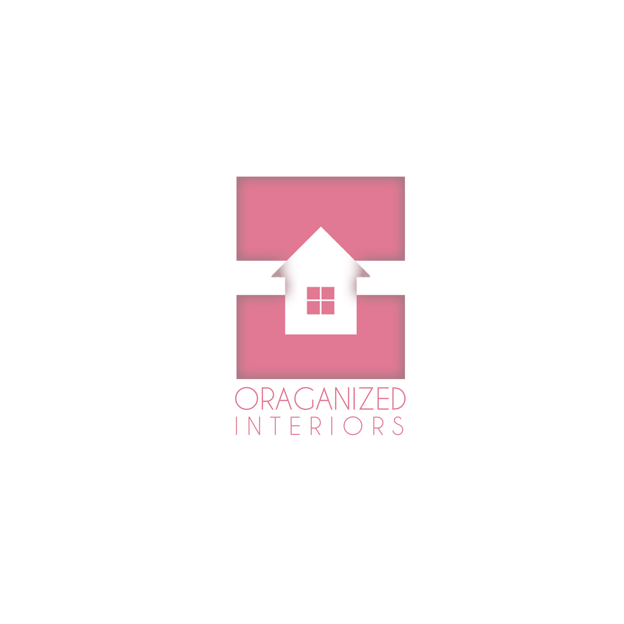 Logo Design by Utkarsh Bhandari - Entry No. 108 in the Logo Design Contest Imaginative Logo Design for Organized Interiors.