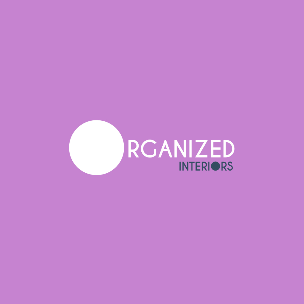 Logo Design by Utkarsh Bhandari - Entry No. 109 in the Logo Design Contest Imaginative Logo Design for Organized Interiors.